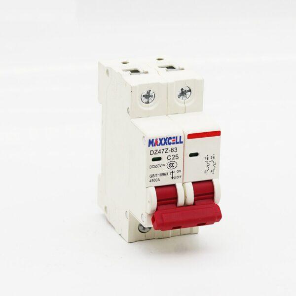DZ47Z-63 Solar Mini Circuit Breaker