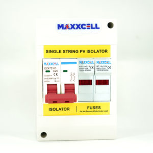Single String PV Isolator
